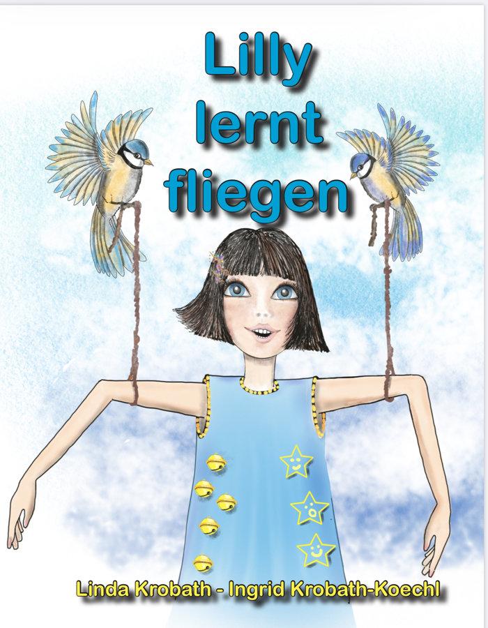 LILLY LERNT FLIEGEN